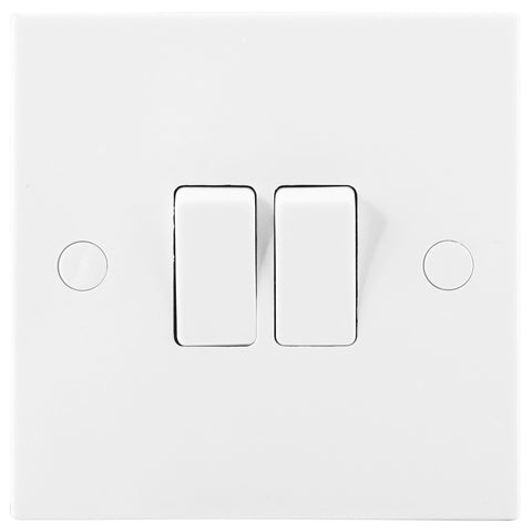 BG 942 2GANG 2WAY LIGHTSWITCH