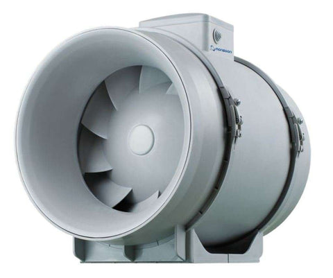 NVA UMD100T-PRO 100mm In-Line Duct Fan