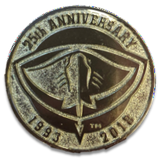 25th Anniversary Comemorative Coin