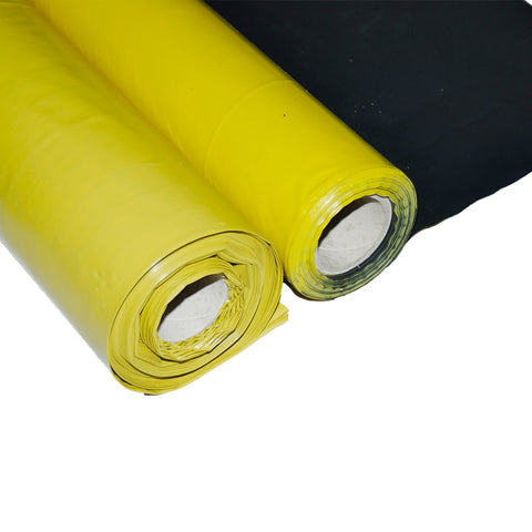 Moisture-Vapor Barrier-Crawl Space Liner (2,000 square feet)