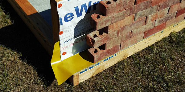 Brick-Siding Flashing Roll (300 square feet)
