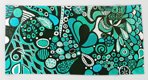 """Found Memory"" Beach Towel"