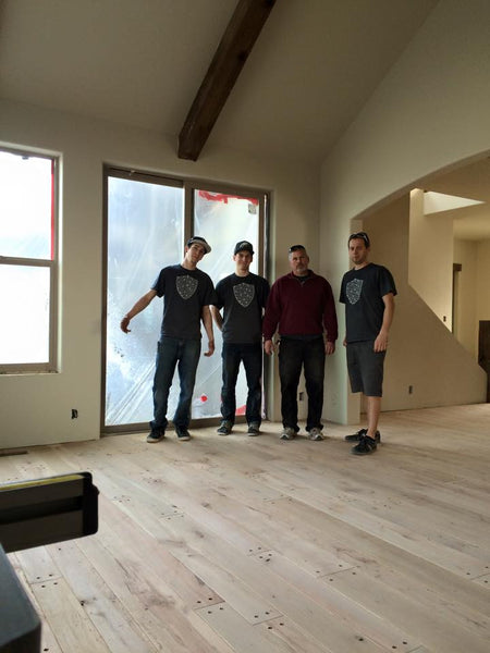 Making clients happy - AvidPro Custom Hardwood Floors