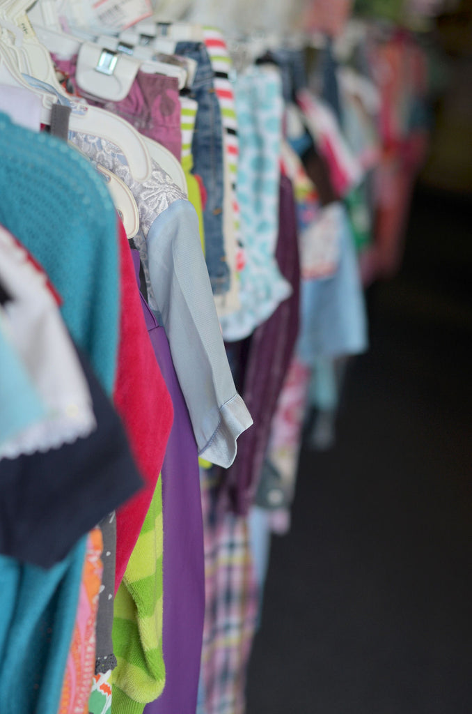 Getting Your Child's Closet Organized - Part 2
