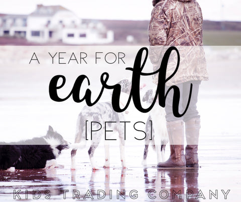A Year for Earth - Our Pets