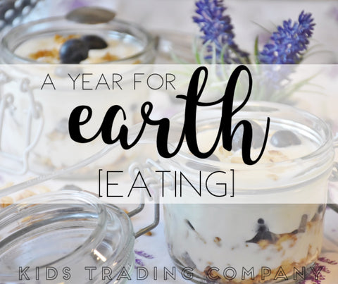A Year for Earth - Eating
