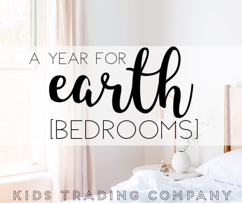 A Year for Earth - Our Bedrooms