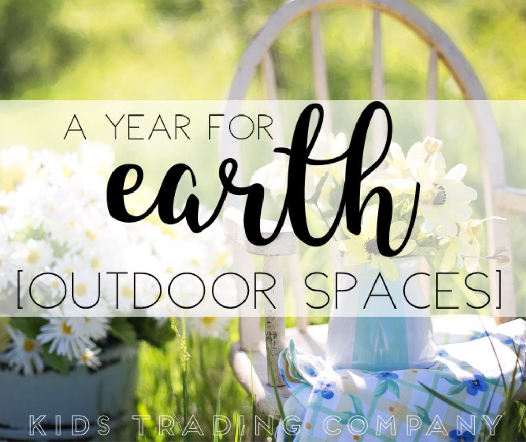A Year for Earth - Outdoor Spaces