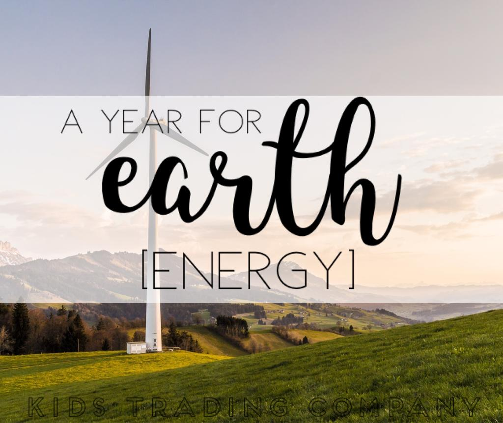 A Year for Earth - Energy
