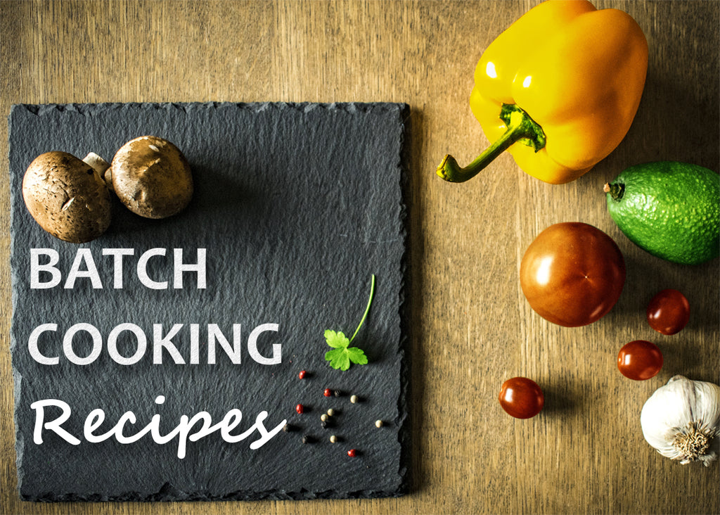 Batch Cooking Recipes