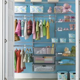 Getting Your Child's Closet Organized - Part 3