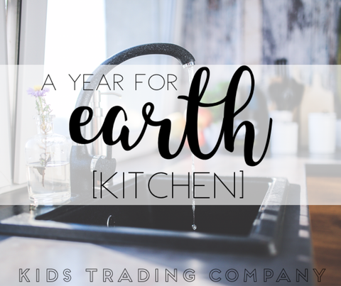 A Year for Earth - Our Kitchen