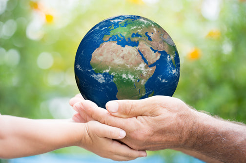 Tomorrow is too late - Teaching your child the importance of Earth Day today