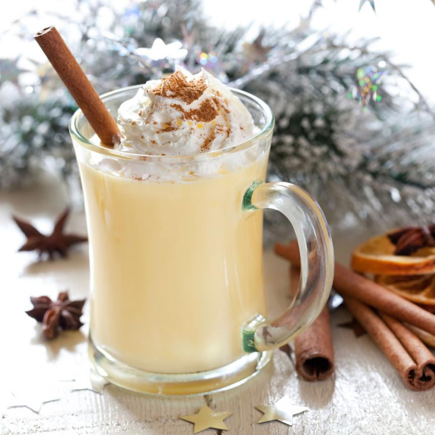 Child Friendly Eggnog