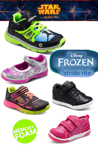 Why do we carry Stride Rite shoes?