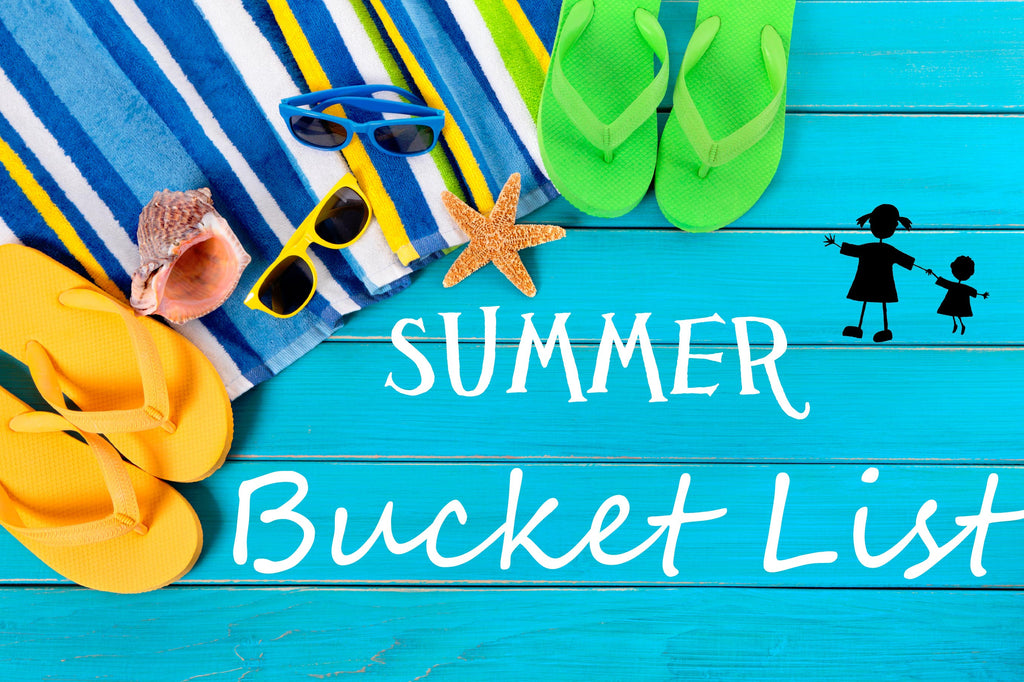 A Summer Bucket List