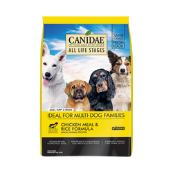 Canidae All Life Stages Chicken Meal and Rice Formula Dry Dog Food image