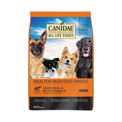 Canidae All Life Stages Lamb Meal and Brown Rice Formula Dry Dog Food image