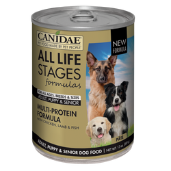 Canidae All Life Stages Formula Canned Dog Food image