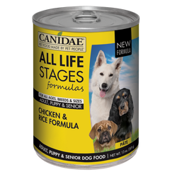 Canidae All Life Stages Chicken and Rice Canned Dog Food image