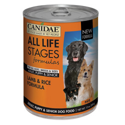Canidae All Life Stages Lamb and Rice Canned Dog Food image