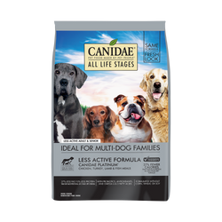 Canidae Platinum Formula for Less Active & Senior Dogs Dry Dog Food image