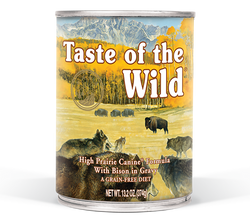 Taste Of The Wild High Prairie Canned Dog Food image