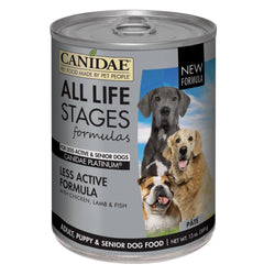 Canidae Platinum Formula for Seniors & Over Weight Dogs Canned Dog Food image
