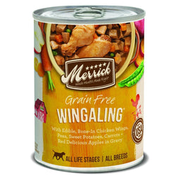 Merrick Grain Free Wingaling Canned Dog Food image