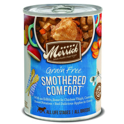 Merrick Grain Free Smothered Comfort Canned Dog Food image