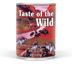 Taste Of The Wild Southwest Canyon Canned Dog Food image