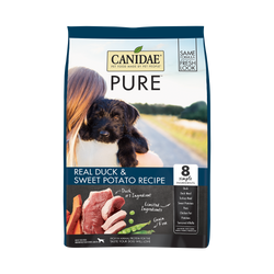 Canidae Grain Free PURE Duck & Sweet Potato Recipe Dry Dog Food image