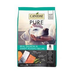 Canidae Grain Free PURE Salmon & Sweet Potato Recipe Dry Dog Food image