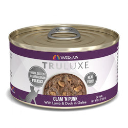 Weruva TRULUXE Glam N Punk with Lamb & Duck Canned Cat Food image