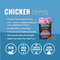 Vital Essentials Chicken Freeze-Dried Grain Free Meal Boost Topper