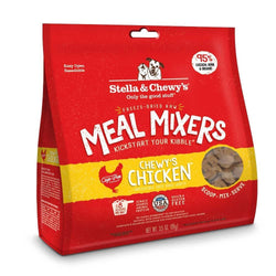 Stella & Chewy's Freeze Dried Raw Chewy's Chicken Meal Mixers Grain Free Dog Food Topper image