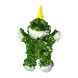 KONG Plush Frog Dog Toy image
