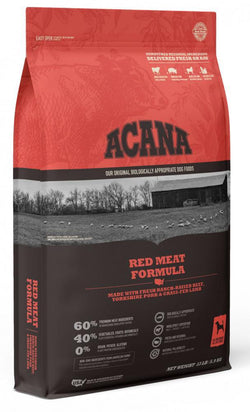 ACANA Red Meat Formula Grain Free Dry Dog Food image