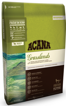 ACANA Regionals Grasslands Formula Cat and Kitten Grain Free Dry Cat Food image