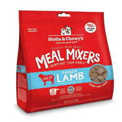 Stella & Chewy's Freeze Dried Raw Dandy Lamb Meal Mixers Grain Free Dog Food Topper image