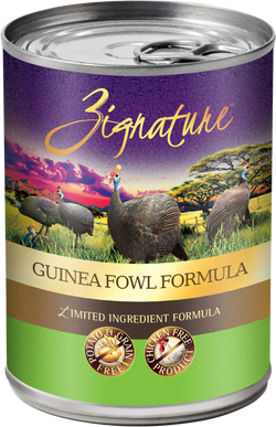 Zignature Limited Ingredient Diet Grain Free Guinea Fowl Recipe Canned Dog Food image