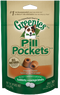 Greenies Pill Pockets Canine Cheese Flavor Dog Treats