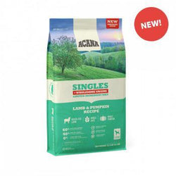 ACANA Singles + Wholesome Grains Limited Ingredient Diet Lamb & Pumpkin Recipe Dry Dog Food image