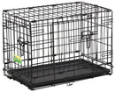 Midwest Contour™ Double-Door Folding Dog Crates