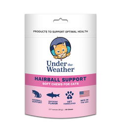 Under The Weather Hairball Support For Cats image