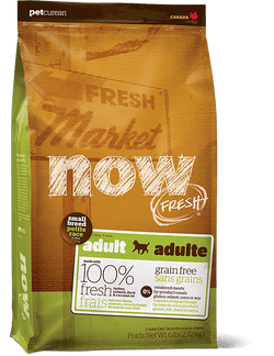 Petcurean NOW FRESH SMALL BREED Grain Free Small Breed Adult Recipe image
