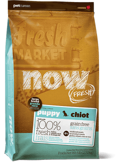 Petcurean NOW FRESH LARGE BREED Grain Free Large Breed Puppy Food Recipe image