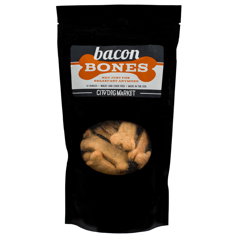 City Dog Market Bacon Bones 10oz