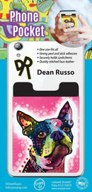 Enjoy it! Boston Terrier Phone Pocket