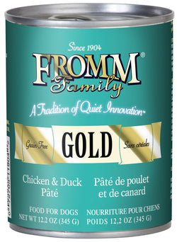 Fromm Gold Chicken & Duck Pâté Dog Food image